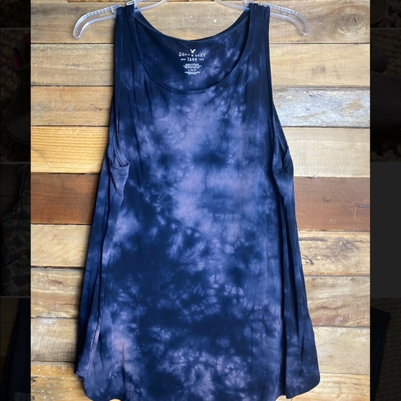 American Eagle Outfitters Tops - Tie dyed Tank
